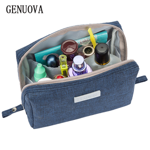 Beautician Vanity Necessaire Trip Women Travel Toiletry Wash Make Up Storage Kit Makeup Case Cosmetic Bag Organizer Accessories(China)