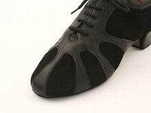 Танцевального обувь BD обуви 430 мужчины Туфли для латинских танцев Высокое качество нубук и из натуральной нешлифованной кожи Удобные