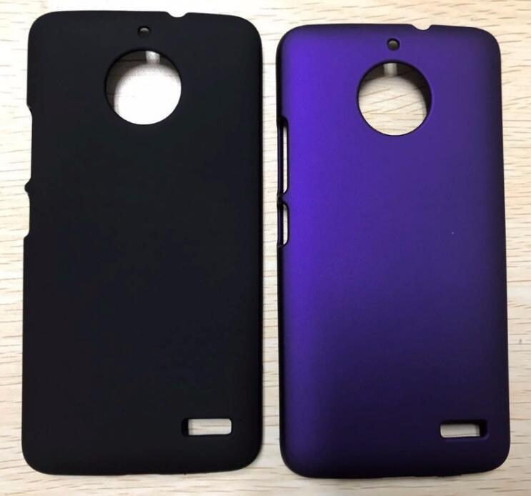 En caoutchouc De Protection En Plastique Mat Dur PC Couverture Pour Motorola Moto E4 Plus/Moto C Plus/Z2 Jouer/G5 Plus Cas