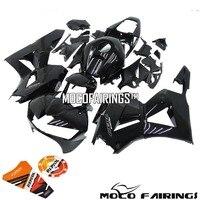 Complete Fairing Kit For Honda CBR600RR 2013 2015 2014 ABS ALL BLACK Motorcycle Fairings Kits Cover CBR 600RR 13 14 15