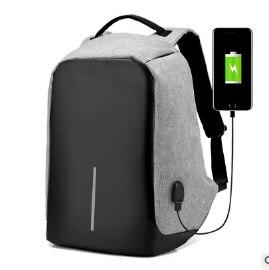 Travel-Bag-Backpack Waterproof-Bag Shoulder Women Anti-Theft Usb-Charge Large-Capacity