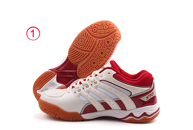 Gutherzig Professionelle Atmungsaktiv Badminton Schuhe Männer Frauen Sneakers Ausbildung Skidproof Sport Ping Pong Schuhe Dämpfung Schuhe Große Größe Volleyballschuhe