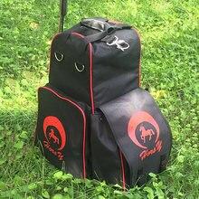 Оксфордские ботинки для верховой езды шлем сумка переноски Водонепроницаемая