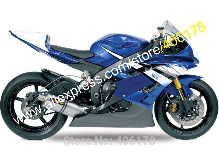 Hot Sales,Hot-selling For YAMAHA YZFR6 2006 2007 YZF R6 YZF-R6 06 07 YZF600 R6 YEC Motorcycle fairings Kit (Injection molding) hot sales yzf600 r6 08 14 set for yamaha r6 fairing kit 2008 2014 red and white bodywork fairings injection molding