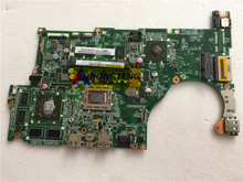 Original NBMCU11001 For Acer Aspire V5-552G laptop motherboard WITH A8 CPU DA0ZRIMB8E0 Test OK free shipping