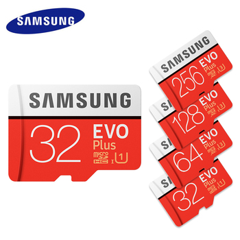 SAMSUNG Micro SD 32G SDHC 95mb/s Class10 high speed Memory Card flash C10 UHS-I TF/SD Cards SDXC 100MB/S 64GB 128GB for phone