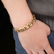 Gold Color Stainless masculina