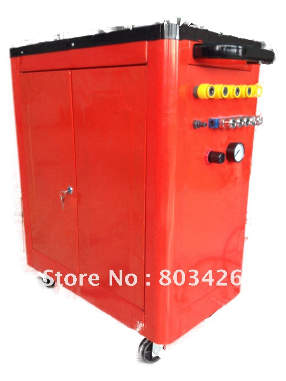 JETYOUNG Portable Spray Plating Kit machine for spraying chrome paint chemicals curved surface treatment matel plastic wood glas