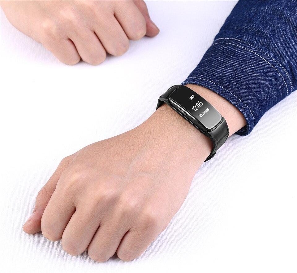YKSO Bluetooth Smart band With SIM Card  smart bracelet B3 Plus Smart Wristband Heart Rate Monitor Smart band