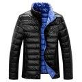 Men Casual Ultralight Duck Down Jacket 2017 Autumn & Winter Jackets Mens Lightweight Duck Down Coat Men Overcoats clothing