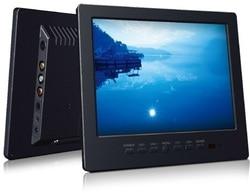 TOWIN L8008 BNC/AV/VGA 3-in-1 8-inch Color LCD Monitor