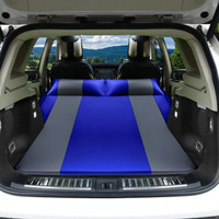 Inflatable Automobile SUV Car Travel Bed Air Mattress Bed Outdoor Camping Mat Cushion Auto Bedding For Kids for Honda Ford BMW