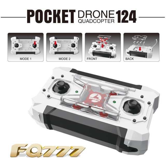 4 Colors Drone 2.4G 4Ch 6Axis Gyro Rc Quadcopter Helicopter Remote Control Switchable Controller