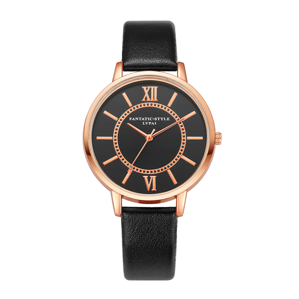 2017 Lvpai Brand Women Watches Ladies Rose Gold Watch ...