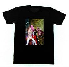 Vampire Lesbians T Shirt Dracula Vlad The Impaler Succubus 2018 New Arrival T-Shirt Short Sleeve Summer Style succubus shadows