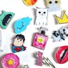 Icon icons badges kawaii badge harajuku pin acrylic backpack cartoon decoration
