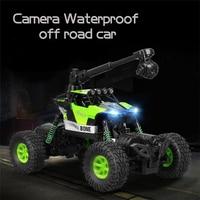 Rc Drift Car Camera Waterproof Radio Control Rc Truck Toys for Boys Off Road Rally Rc Crawler Electric Wheel Remote Control Car