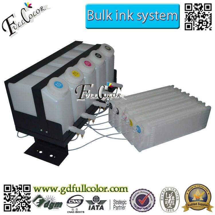 Набор для сублимации чернил, система подачи чернил для T3200, наборы для сублимации чернил для печати на принтере, фото, СНПЧ, T3200
