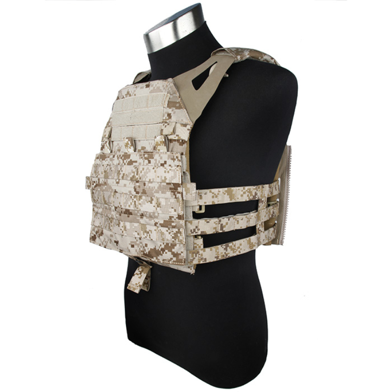 AOR1 Jim Pate Carrier JPC 2.0 2016 version Tactical vest AOR1 Chest Rack Tactical chest rig
