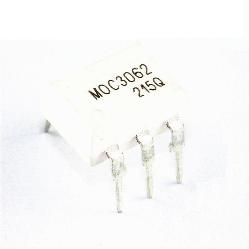 5 Stücke Moc3062 Opto 7.5kv Triac Dip-6 Fsc Neue