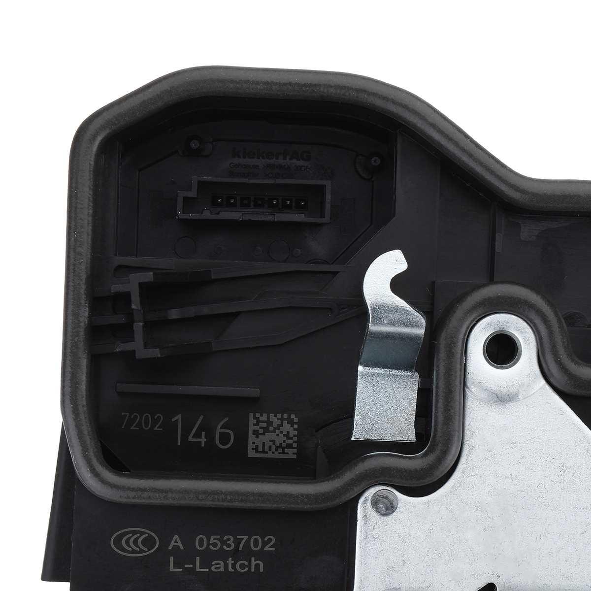 Avant arrière gauche droite électrique serrure de porte loquet actionneur pour BMW X6 E60 E70 E90 51217202143 51217202146 51227202147 51227202148 - 5