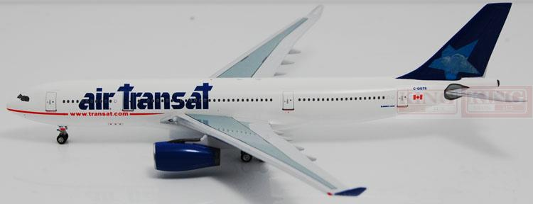 Aeroclassics A330-200 C-GGTS 1:400 air Transat commercial jetliners plane model hobby special offer wings xx4232 jc korean air hl7630 1 400 b747 8i commercial jetliners plane model hobby