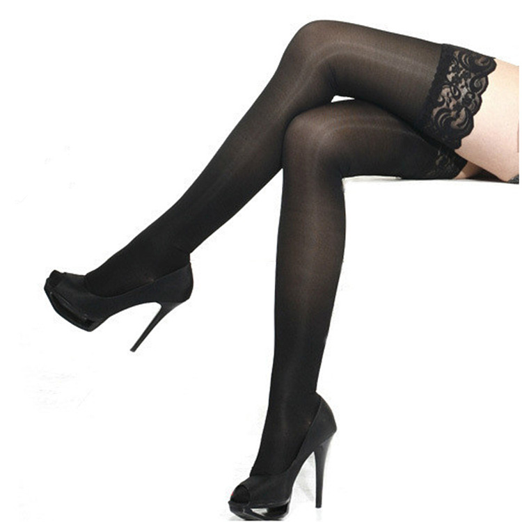 Stockings 100% Quality 2017 Hot Sale Female Sexy Stocking Appeal To Fix The Leg Show Thin Lace Sexy Stockings Hose Women Thigh High Stockings Underwear & Sleepwears