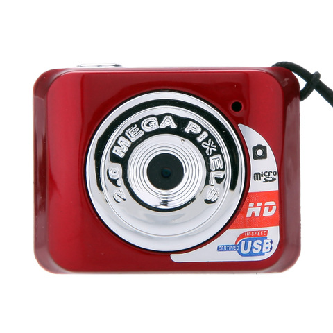 X3 Portable Ultra Mini HD High Denifition Digital Camera Camcorder Mini DV Support 32GB TF Card Mini Camcorder with Mic Lahore