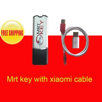 MRT box mrt key with edl cable for xiaomi account or remove password