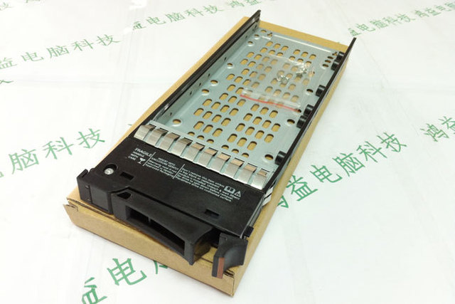 "Free Shipping High Quality Storwize V7000 V3500 2.5"" Hard Drive Tray Caddy 85Y5864 85Y5869 85Y5895"