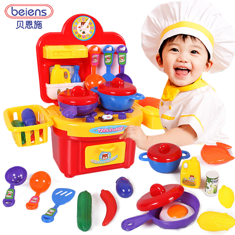 hot kitchen accessories toys small kitchen multifunction simulation