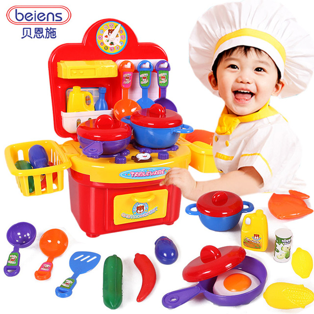 Hot Kitchen Accessories Toys Small Multifunction Simulation Play Sets For Kids Set