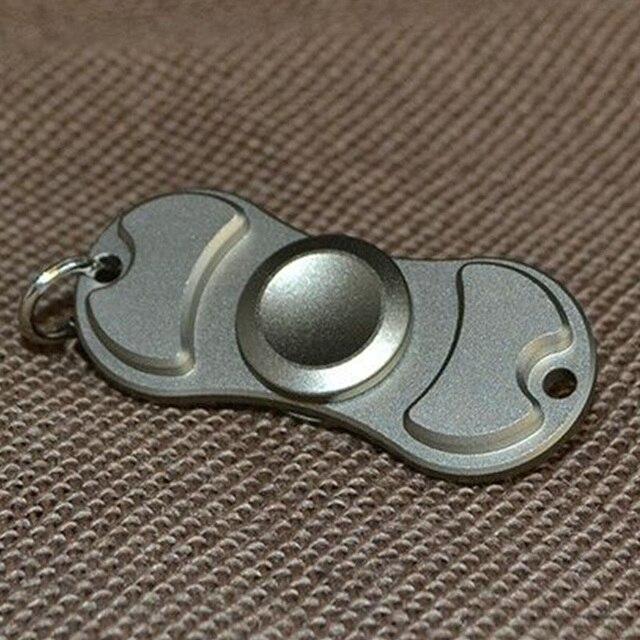 Fidget Spinner EDC Hand Spinner Aluminum Custom Fidget Toys Army Green