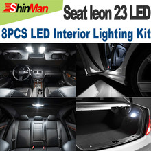 Buy seat leon fr interior lights and get free shipping on AliExpress.com