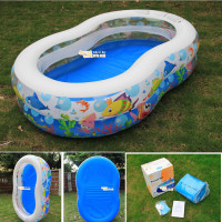 inflatable pool adult child swimming pool bath basin