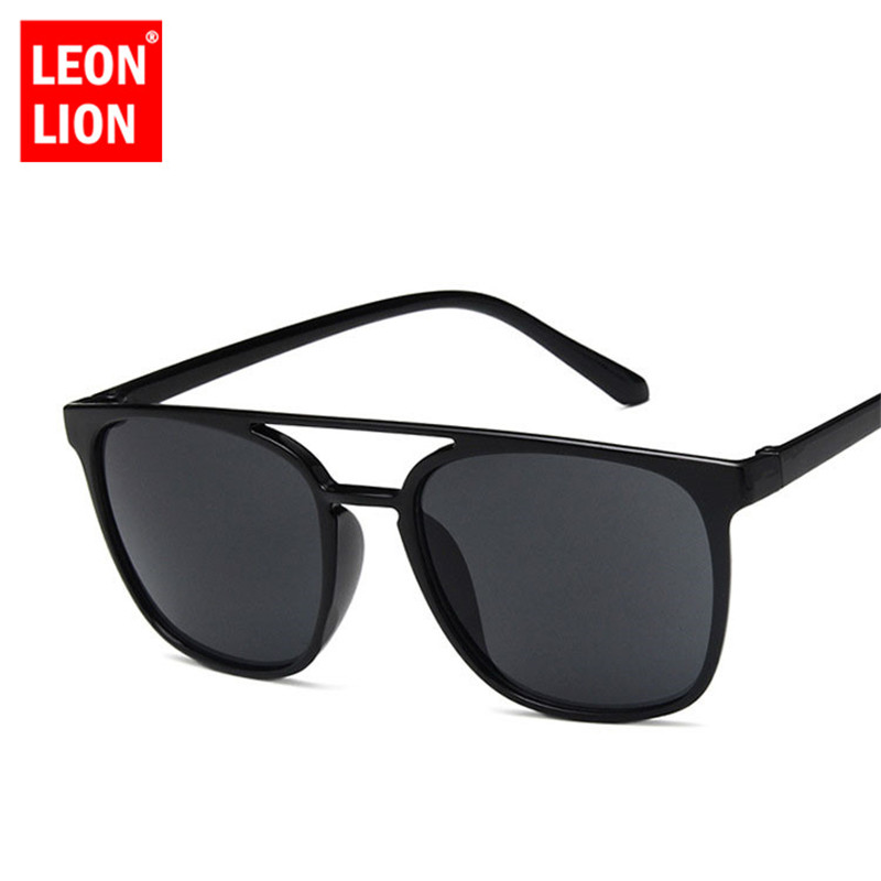 74239aad23b Detail Feedback Questions about LeonLion 2018 Vintage Pilot Sunglasses  Women Top Brand Designer Rainbow Sun Glasses For Women Outdoor Driving  Glasses UV400 ...
