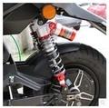 Motocicleta/motor elétrico velocidade modificação BWS batalha bezerro lutar três geração de amortecimento ajustável choque DJ1 cavalo