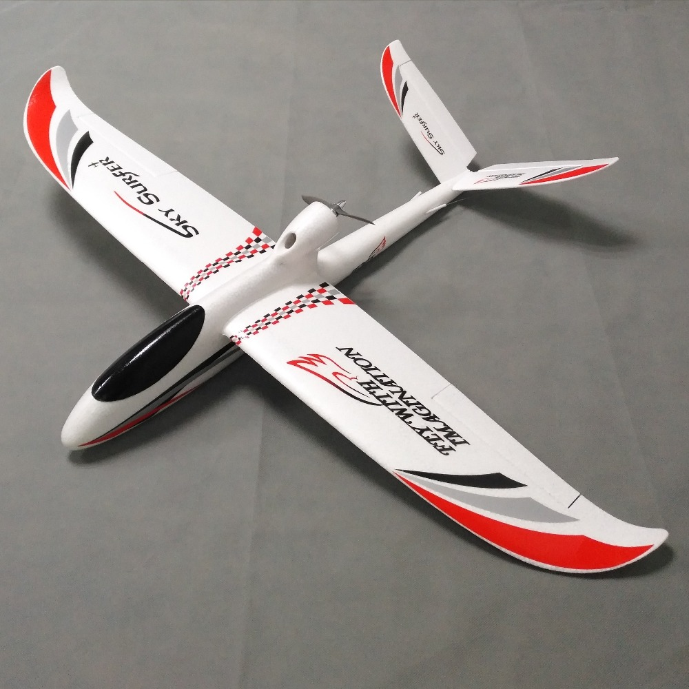 850mm wingspan Sky Surfer propeller RC trainer plane airplane PNP850mm wingspan Sky Surfer propeller RC trainer plane airplane PNP