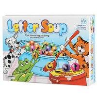 흥미 배터리 운영 활력 알파벳 수프 장난감 맞춤법 영어 단어 어린이 교육 유아 교육 장난