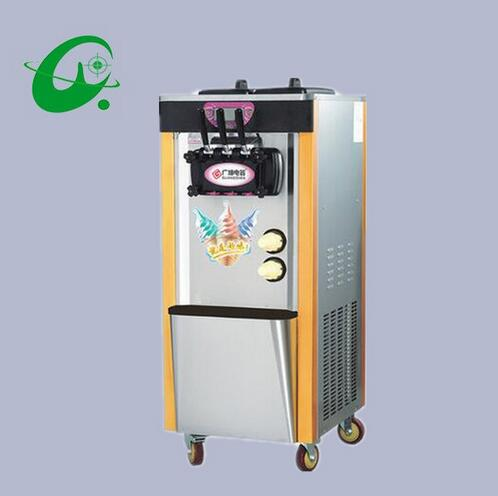 28-36L/H Professional taylor Soft ice cream making machine 3 Flavors ice cream making maker yogurt machine
