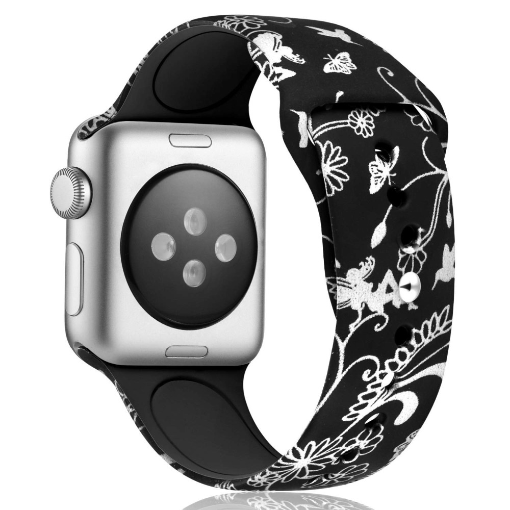 Floral Band for Apple Watch 289