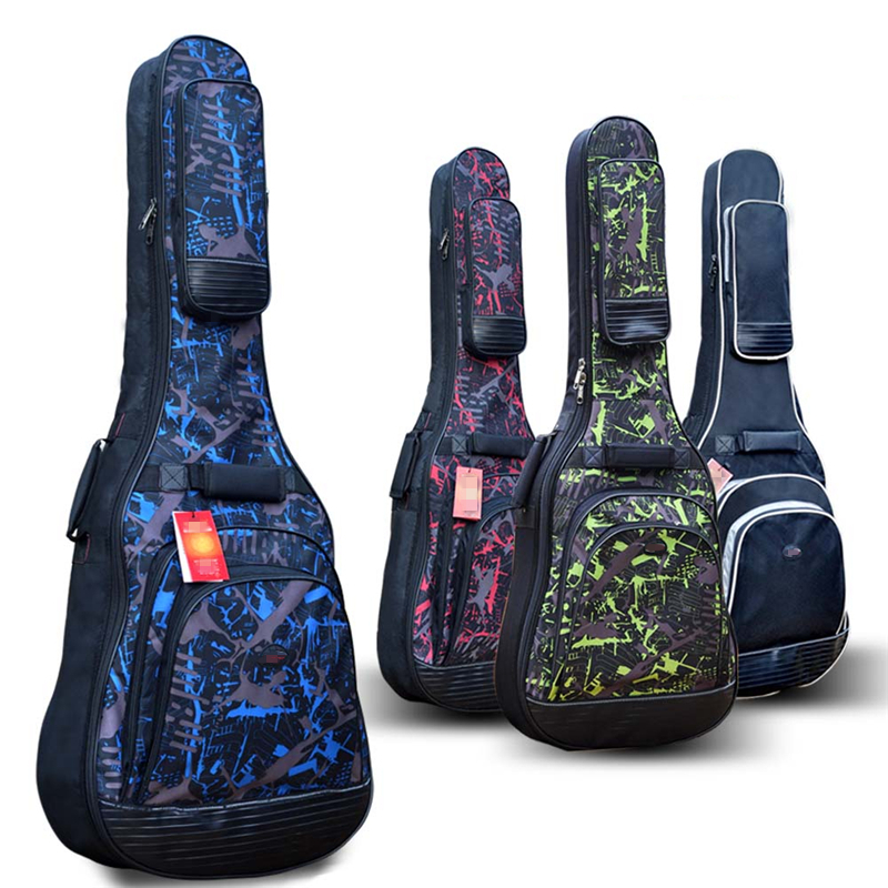 Afanti Music 40 size / 41 size / Acoustic Guitar Bag (FTG-214) 40 inch burlywood color acoustic guitar of afanti music aal 1304