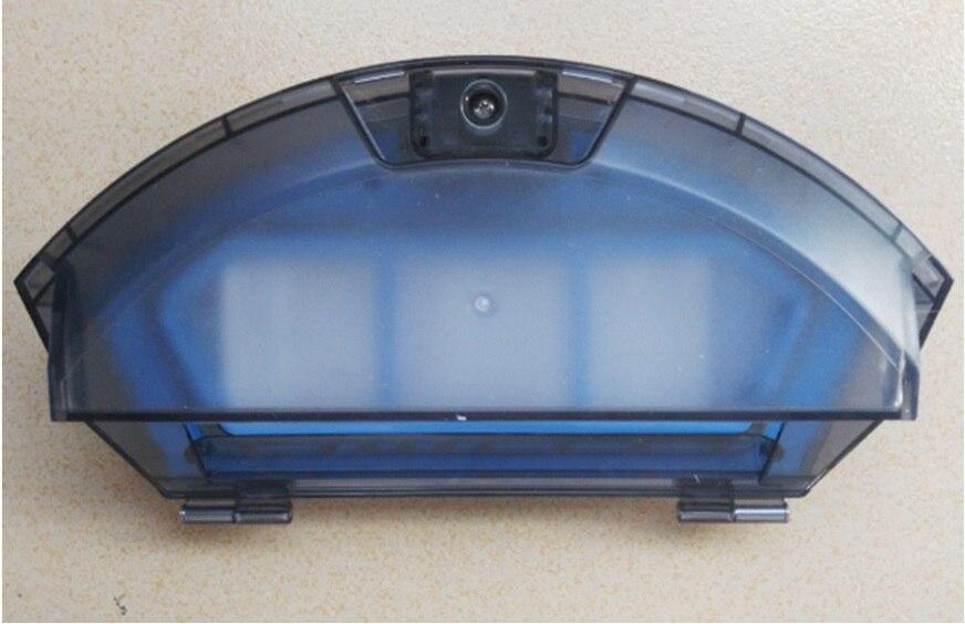 Оригинальный пыли коробка bin основной фильтр hepa фильтр для iLife A4 iLife A4S X432 X430 T4 робот-пылесос Запчасти пыли коробка фильтр
