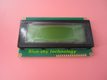 new 1pcs LCD Board 2004 20*4 LCD 20X4 5V green screen LCD2004 display LCD module LCD 2004 for arduino