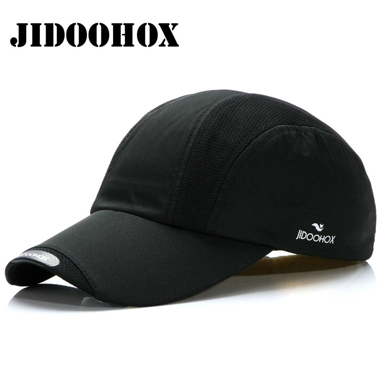 [JIDOOHOX] Active Baseball Caps Mountaineer Riding man woman absorb sweat Breathable summer Sunscreen cap Hat adjustable adult 5led headlamp glow mountaineer fishing hat adult