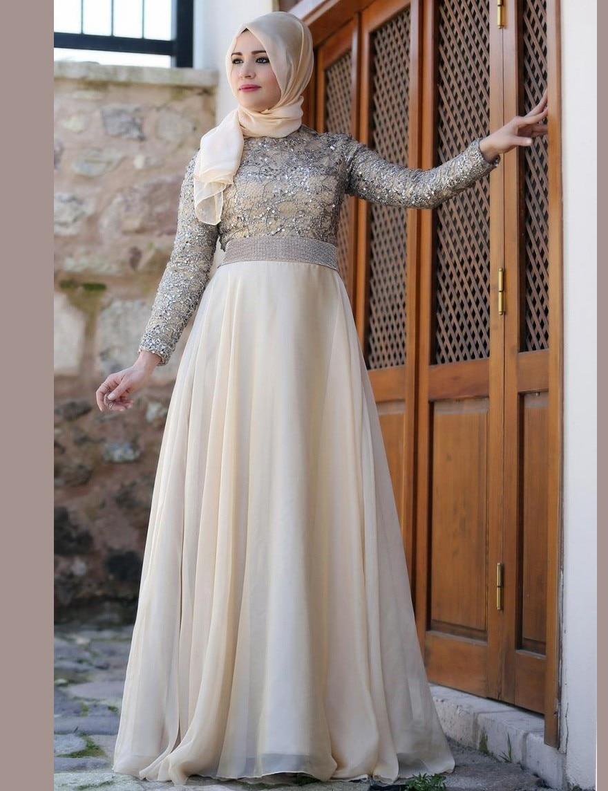d8896f7ea10 Robe De Soirée Pour Femme Musulmane