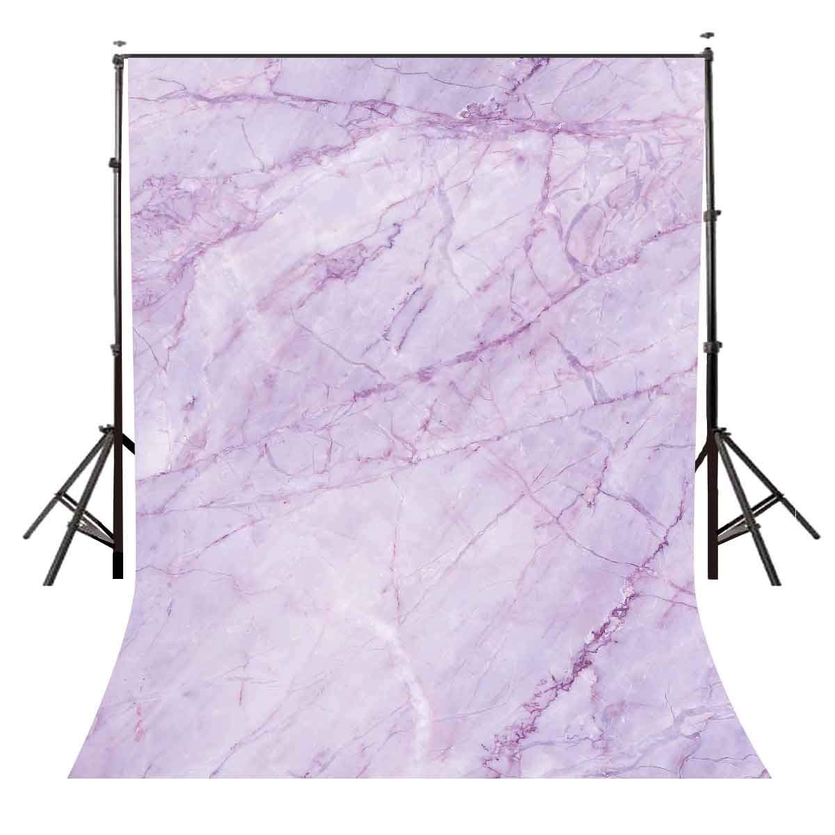 5x7ft Violet Marble Texture Pattern Backdrop for Photo Shoot Background Photography Studio Props-in Photo Studio Accessories from Consumer Electronics