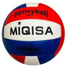 Marca tamanho oficial interior 5 bola de vôlei de treinamento macio máquina costurada andebol jogo competição bola de espuma voleibol