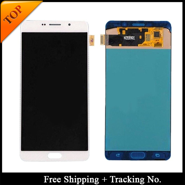 100 tested SUPER AMOLED LCD Screen For Samsung A9 2015 LCD For Samsung A900 A9000 Disaplay