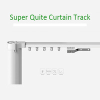 Original Dooya High Quality Customizable Electric Curtain Track For Remote Control Electrical Curtain Motor Smart Home
